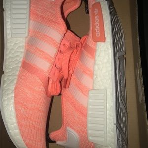 BRAND NEW NMD CORAL